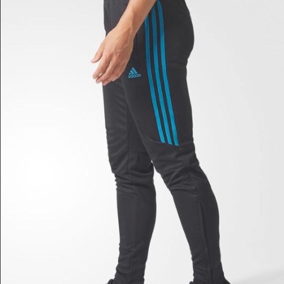 duża obniżka wyprzedaż hurtowa konkretna oferta NWT Womens Adidas Tiro 17 Training Pants Size M NWT